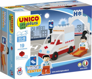UNICOPLUS AMBULANZA 8543-0000 ANDRONI