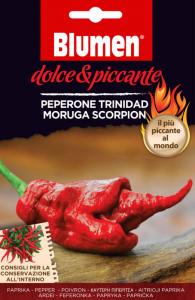 PEPERONE TRINIDAD MORUGA SCORPION