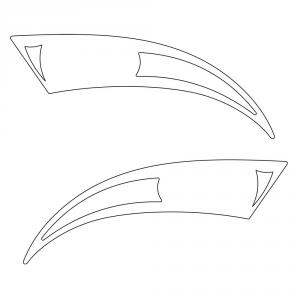 DAF Profili laterali carena