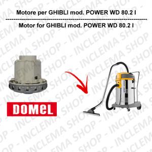 POWER WD 80.2 I motore aspirazione DOMEL per aspirapolvere GHIBLI