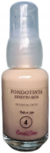 Fondotinta Fluido colore n.4  - 30 ml