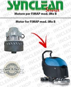 IMx B motore aspirazione SYNCLEAN per lavapavimenti FIMAP
