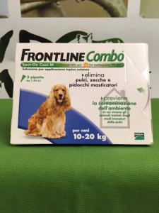FRONTLINE COMBO CANE 10-20KG