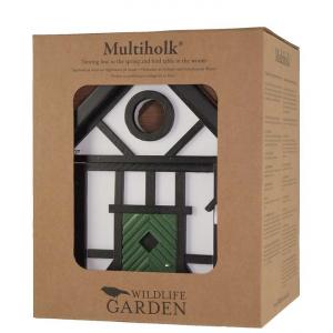 Casa per uccelli / WG109 - Multiholk casetta half timber