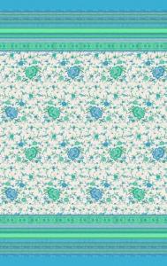 Bassetti Granfoulard telo arredo PORTICCIOLO v.3 puro cotone 350x270 cm