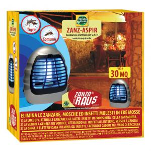 Zanzariera Elettrica Zanz Aspir