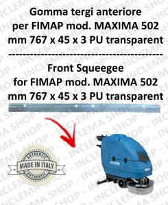MAXIMA 502 Gomma tergi anteriore per lavapavimenti FIMAP