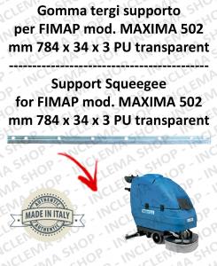 MAXIMA 502 Gomma tergi supporto per lavapavimenti FIMAP