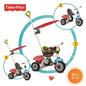 Triciclo Jolly Plus Fisher-Price