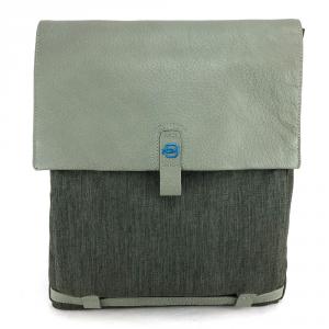 Shoulder bag Piquadro  CA3137S69 VERDE