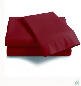 Lenzuola Matrimoniale puro cotone sotto con angoli ISTAR Maxi materassi grande - bordo'