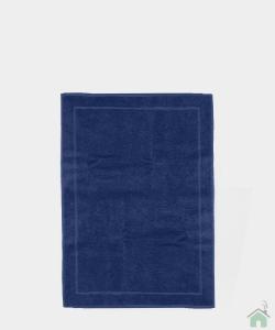 Happidea tappeto bagno 60x90 cm, bagno piscina arredo - blu notte