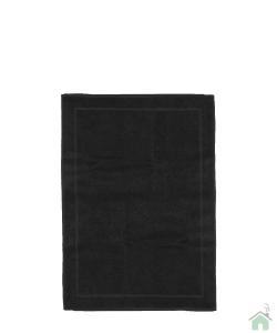 Happidea tappeto bagno 60x90 cm, bagno piscina arredo - nero