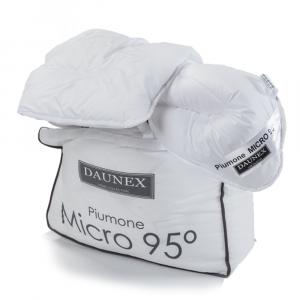 Daunex piumino Anallergico micro 95° Warm - 2 piazze 250x200 cm