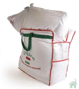 Daunex piumino d'oca 100% Ungherese Medium- 1 piazza 155x200 cm