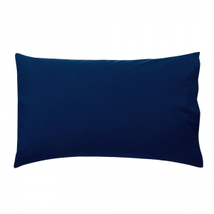 Bassetti Pop Color federa sfusa 50x80 cm - blu notte 3379