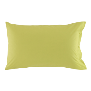 Federa 50x80 cm 100% puro cotone CLIC CLAC Zucchi - verde mela 3205