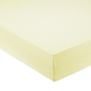 Lenzuola con angoli per letto francese 140x200 cm - beige