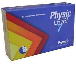PHYSIC LEVEL 7 - AZIONE TONICO ADATTOGENA
