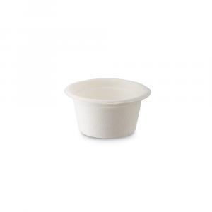 Porta salse in cellulosa biodegradabile 60ml