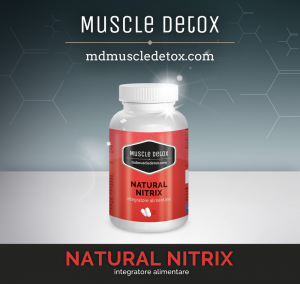MD Natural Nitrix: Optimizes sleep, Muscle Recovery and Vasodilation of the arteries