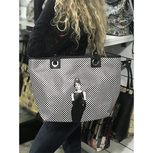 Borsa Shopper Merinda Linea Cinema