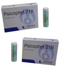 PSICOPHYT21A/B-RIEQUILIBRANTE E TONICO IN CASO DI STRESS FISICO