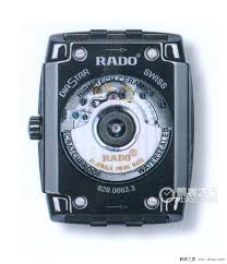 Orologio RADO MOD.sintra movimento meccanico automatico cassa 36 mm