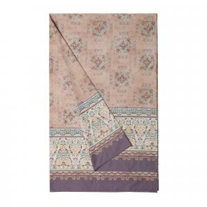 Bassetti Granfoulard telo arredo LUINI v.6 beige puro cotone - 180x270 cm