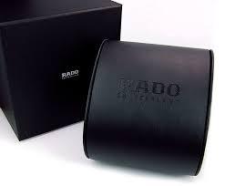 Orologio Rado True R27059152 Al quarzo (batteria) Ceramica Quandrante Nero Cinturino Ceramica