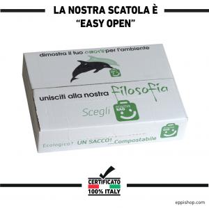 Sacchetto - F.to 17+4+4x37+3