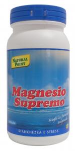 MAGNESIO SUPREMO - POLVERE UTILE IN CASO DI STANCHEZZA E STRESS