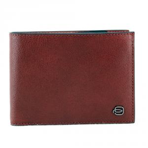 Man wallet Piquadro BLACK SQUARE PU257B3 R/R