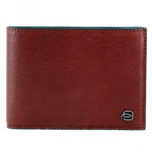 Man wallet Piquadro BLACK SQUARE PU1241B3 R/R