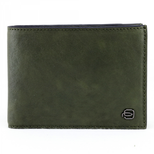 Man wallet Piquadro BLACK SQUARE PU1241B3 R/VE