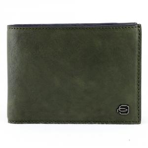 Portefeuille pour homme Piquadro BLACK SQUARE PU1241B3 R/VE