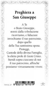 Immagine S. Giuseppe (100 pz)