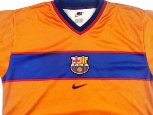 1998-00 Barcelona Maglia Terza M (Top)