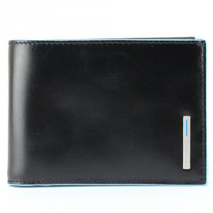 Portefeuille pour homme Piquadro BLUE SQUARE PU257B2 NERO