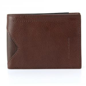 Man Wallet Piquadro  PU257W69 MARRONE