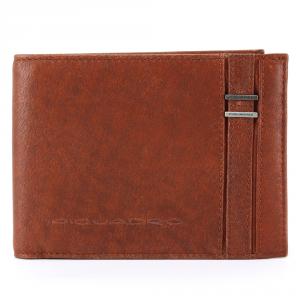Portefeuille pour homme Piquadro  PU1239S34 ARANCIO