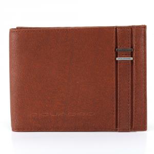 Man Wallet Piquadro  PU1392S34 ARANCIO