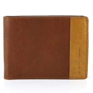 Man Wallet Piquadro  PU257S65 MARRONE