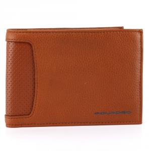 Man Wallet Piquadro  PU1392S36 ARANCIO