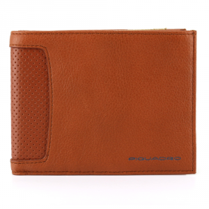 Man Wallet Piquadro  PU1241S36 ARANCIO