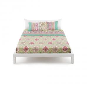 Bassetti Bedspread Granfoulard double Cotton MURSIA 2
