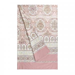 Bassetti Granfoulard telo arredo MURSIA 5 rosa - 270x270 cm