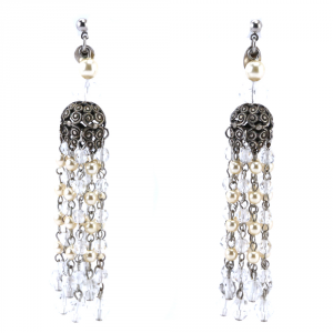 Earrings Furla DIAMANTE 613741 CRISTALLO