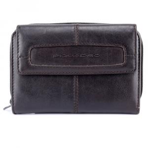 Woman wallet Piquadro LINK PD1670LK T. moro
