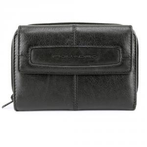Woman wallet Piquadro LINK PD1670LK Nero